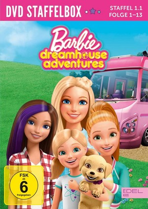 बार्बी Dreamhouse Adventures DVD (DE)