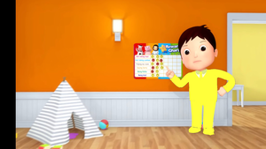 Beïng Naughty | Educatïonal LBB Songs | Learn Wïth Lïttle Baby Bum Nursery