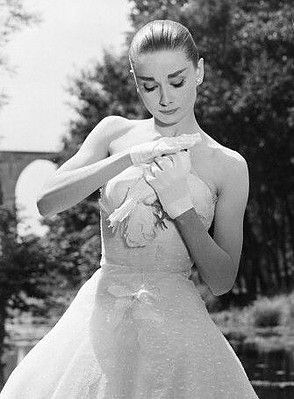 Beautiful Audrey 💜