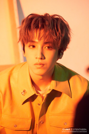 Behind the Scenes of 11th Mini Album [LOVE or TAKE] Jacket Shooting site (Romantic Ver.) | Wooseok
