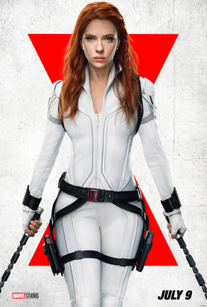 Black Widow || 2021 || In theaters and on डिज़्नी with Premier Access on July 9