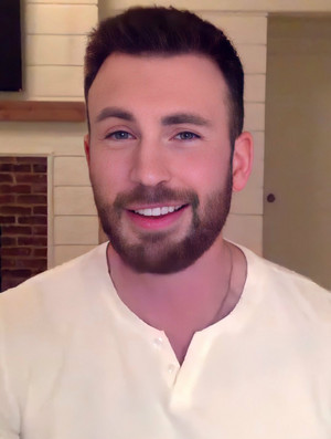 Chris Evans || Jimmy Kimmel Live || 10-29-20
