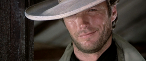Clint in The Good, the Bad and the Ugly || 1966