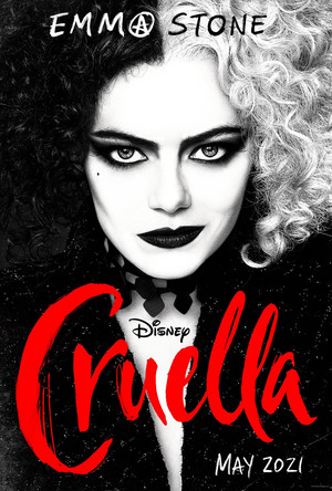 Cruella (2021) Official Poster