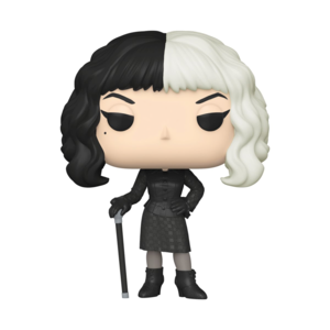 Cruella (2021) Funko Pop! Vinyl Figure - Making Art