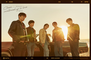 DAY6 <The Book of Us: Negentropy - Chaos Swallowed up in Love> Group Teaser Image