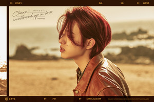 DAY6 <The Book of Us: Negentropy - Chaos Swallowed up in Love> Teaser Image | JAE
