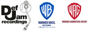 Def confiture Recordings, Warner Bros. Pictures And Warner animation Group