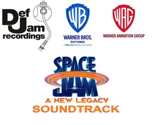 Def Jam, Warner Bros. will release l'espace Jam: A New Legacy Soundtrack