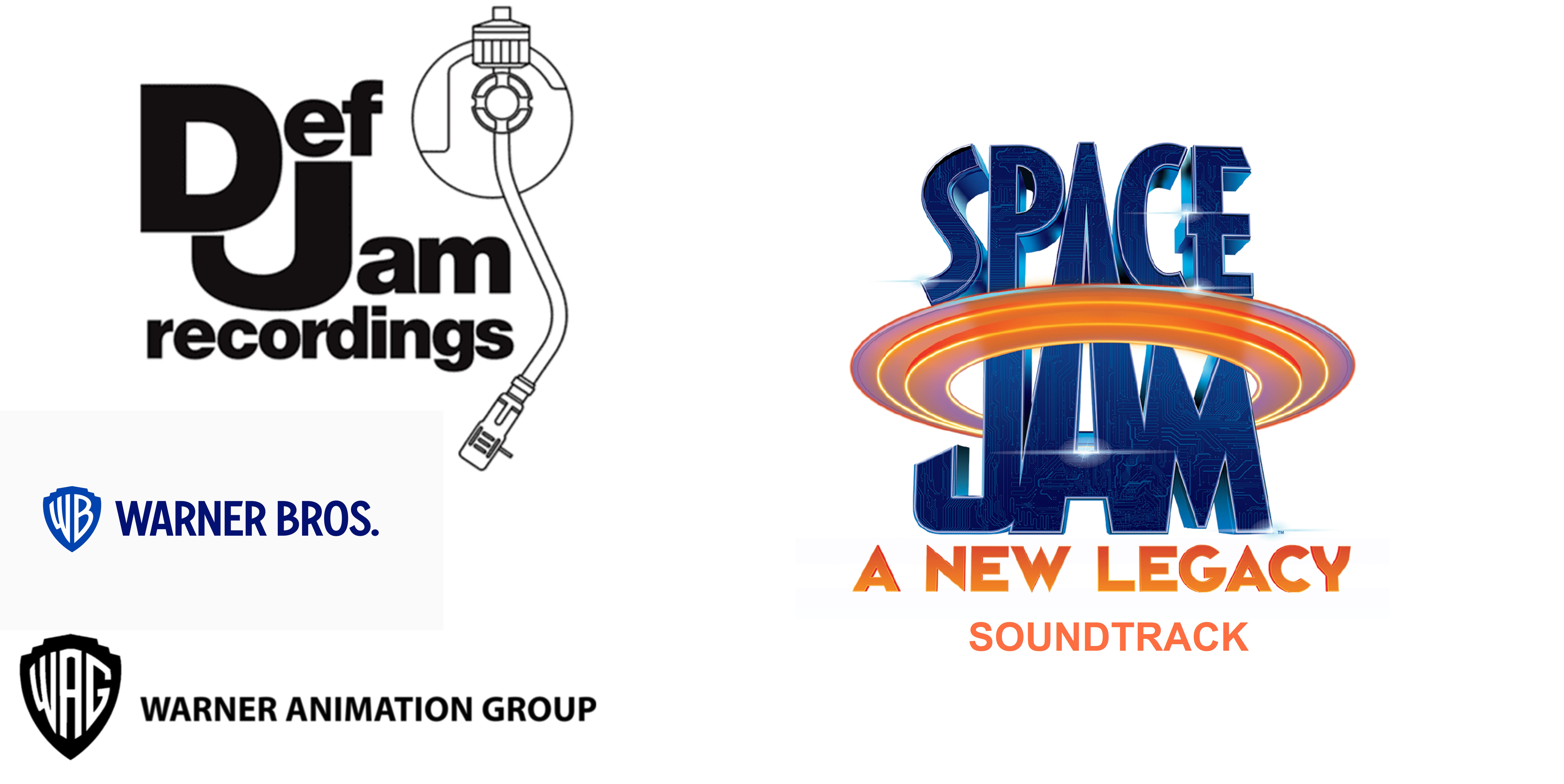 Def Jam, Warner Bros., and Warner Animation Group to Space Jam: A New Legacy Soundtrack
