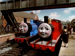 Edward Saves James