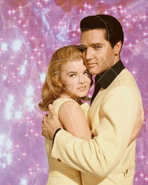Elvis and Ann Margaret 💛
