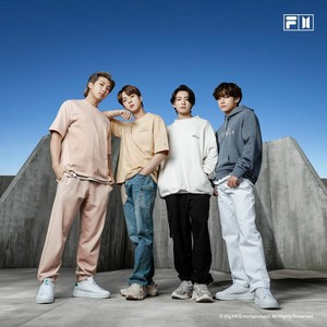 FILA KOREA X BTS : NOW ON