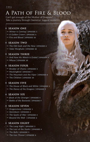 Game of Thrones Iron Anniversary MaraThrone: A Path of fuoco and Blood