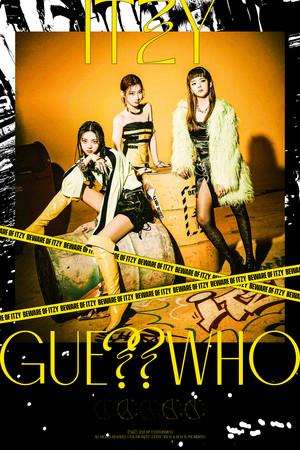 ITZY <GUESS WHO> TEASER IMAGE NIGHT VER.