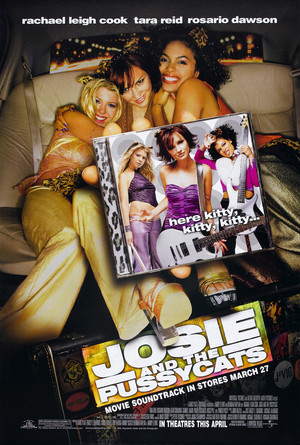 Josie and the Pussycats (2001) Poster