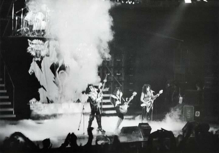 KISS ~Fukuoka, Japan...March 30, 1977 (Rock and Roll Over Tour)