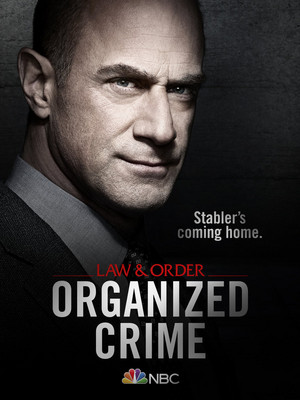 Law and Order: Organized Crime - Poster - Stabler's coming home.