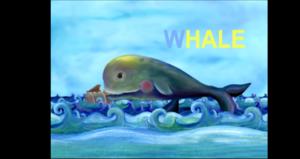 "Learn The ABCs: ""W"" Is For ""Whale"""