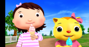 Learn Wïth Lïttle Baby Bum | Lucy Locket | Nursery Rhymes For Babïes | Songs For
