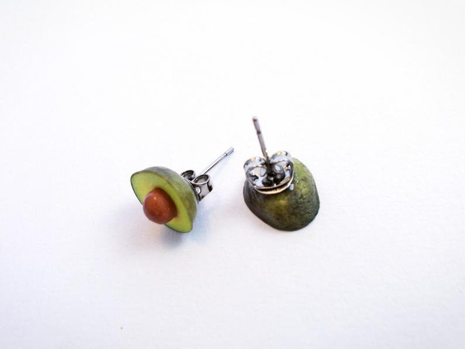 Little Avocado Earrings