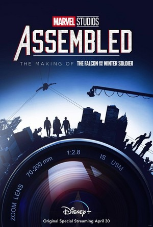 Marvel Studios' Assembled: The Making of The helang, falcon and The Winter Soldier