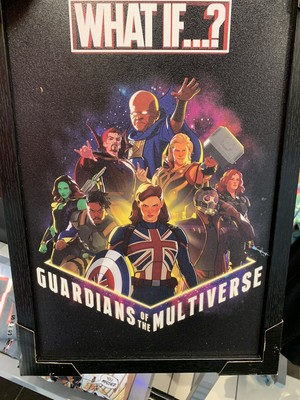 Marvel Studios' What If...? Merch