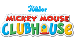 Mickey topo, mouse Clubhouse Logo
