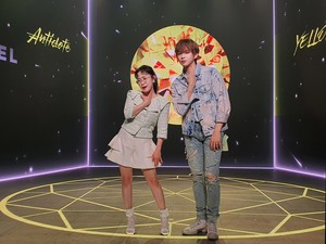 Mini Album 'YELLOW' Showcase | Kang Daniel