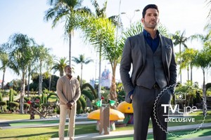 NEW تصاویر FROM LUCIFER SEASON 5B