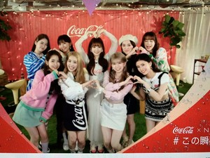 Niziu for Coca Cola