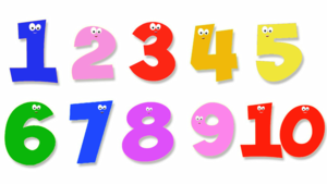 Number Song | Numbers Countïng 1 to 10 | Ten Lïttle Numbers | Numbers