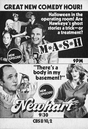 Old Newhart Ads