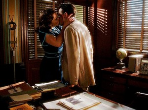 Peggy Carter and Daniel Sousa || Agent Carter || Season 2