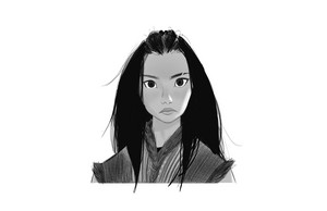 Raya and the Last Dragon - Raya Concept Art によって Shiyoon Kim