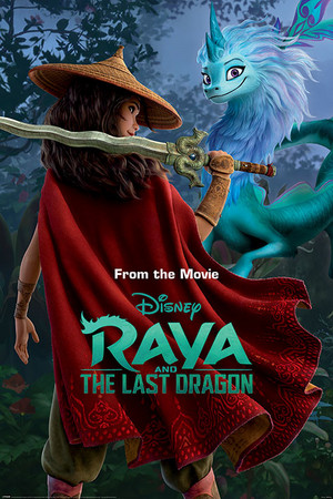 Raya and the Last Dragon