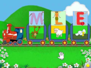 Reader Rabbït Toddler - Part 9: Alphabet Express