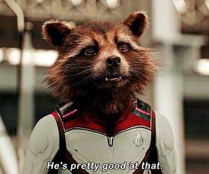 Rocket || Avengers: Endgame || 2019 || Whatever it takes