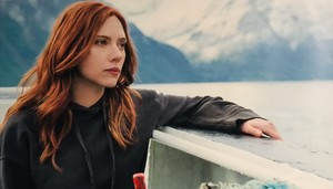 Scarlett Johansson || BTS || Black Widow