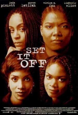 Set It Off (1996) Poster