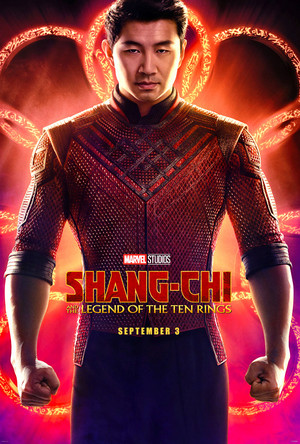 Shang-Chi and The Legend of the Ten Rings (2021) || Promotional Poster