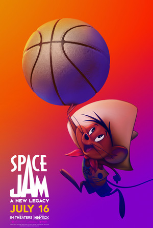 Space Jam: A New Legacy - Character Poster - Speedy Gonzales