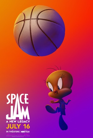 Space Jam: A New Legacy - Character Poster - Tweety
