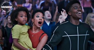 Space Jam: A New Legacy - First Look Photo - Kamiyah and the Kids