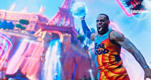 Space Jam: A New Legacy - First Look Photo - LeBron James