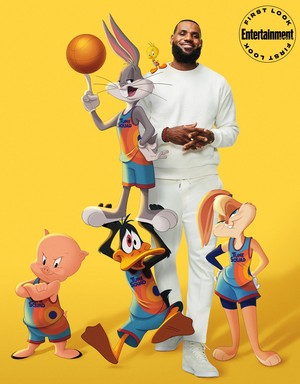 l'espace Jam: A New Legacy - First Look photo