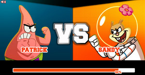 Super Brawl 2 (Patrick VS. Sandy)