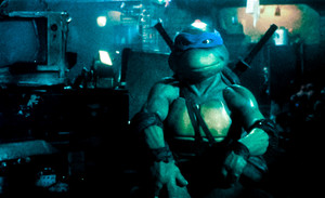 TEENAGE MUTANT NINJA TURTLES. 1990. Leonardo.
