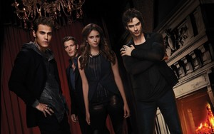 TVD Cast Desktop Background