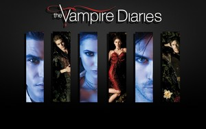 The Vampire Diaries wolpeyper